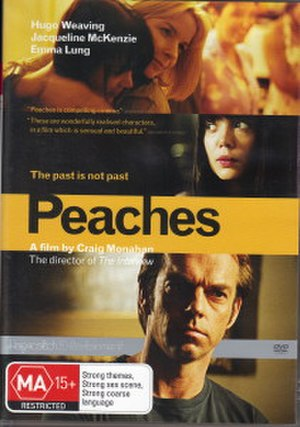 Peaches (film) - DVD cover