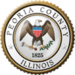 Seal of Peoria County, Illinois