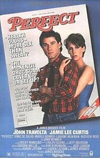 <i>Perfect</i> (1985 film) 1985 drama film by James Bridges