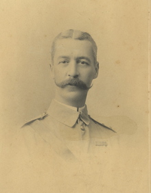 Photograph of Richard Stanley Hawks Moody (b.1854), 3rd Regiment of Foot, c.1885.png