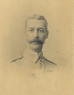 Richard Stanley Hawks Moody British Army Colonel and Military Knight of Windsor