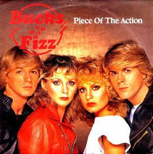 Piece of the Action - Image: Piece of the action bucks fizz