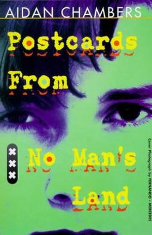 Postcards from No Man's Land - Front cover of first edition