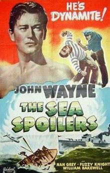Afiŝo de la filmo Sea Spoilers.jpg