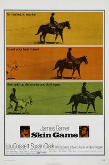 Poster of the movie Skin Game.jpg