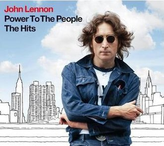 Power to the People: The Hits - Image: Power People CD