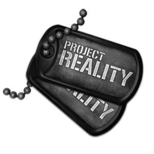 Project Reality - Image: Project Reality Dogtags Logo 256