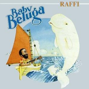Baby Beluga - Image: Raffi Baby Beluga cover art
