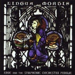 Lingua Mortis - Image: Rage Lingua Mortis Cover Art