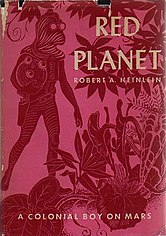Red Planet, a 1949 juvenile illustrated by Clifford Geary.