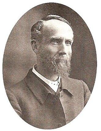 Scotch College, Perth - Rev. David Ross, a founder of Scotch College