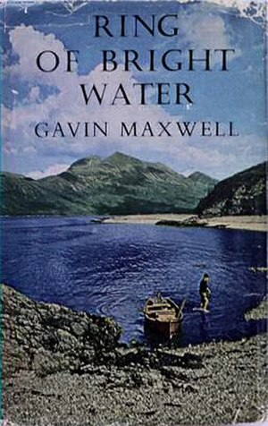 Ring of Bright Water - Cover of first edition