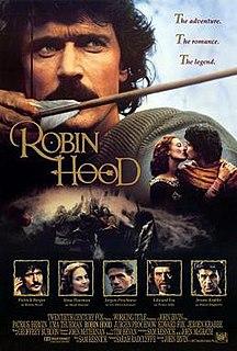 <i>Robin Hood</i> (1991 British film) 1991 UK film directed by John Irvin