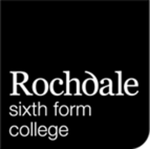 Rochdale Sixth Form College - Image: Rochdale Sixth Form College Logo