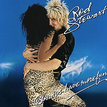 Image result for rod stewart blondes have more fun songs