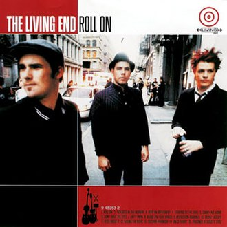 Roll On (The Living End album) - Image: Roll on a