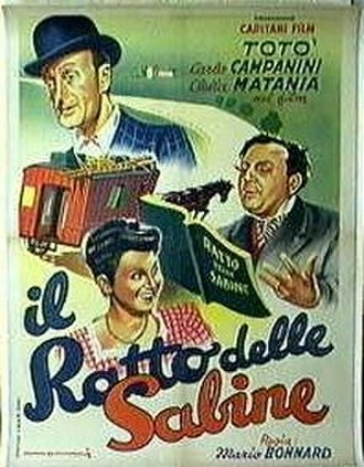 Romulus and the Sabines (1945 film) - Image: Romulus and the Sabines (1945 film)