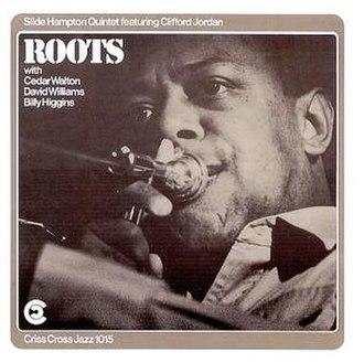 Roots (Slide Hampton album) - Image: Roots (Slide Hampton album)