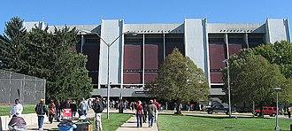 Roy Kidd - Roy Kidd Stadium