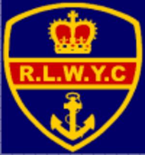 Royal Lake of the Woods Yacht Club - Image: Royal Lake of the Woods YC emblem
