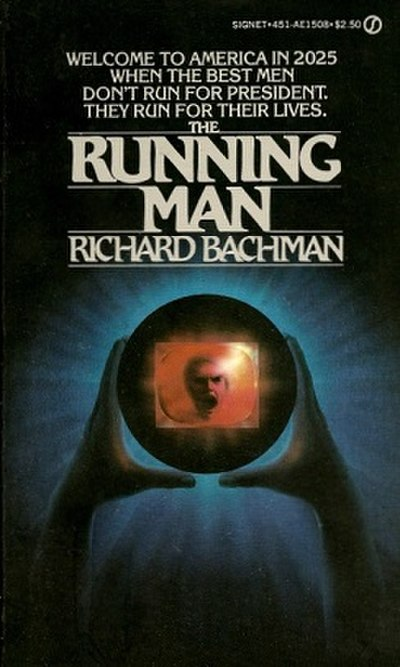 Picture of a book: The Running Man