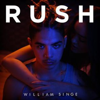 Rush (William Singe song) - Image: Rush by William Singe