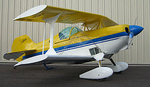 Pitts Special - Modified S-1S