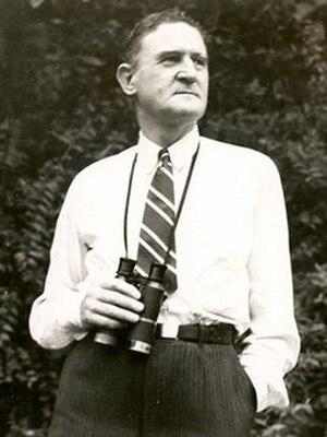 Clinton Gilbert Abbott - Image: SDNHM Clinton G Abbott 1940