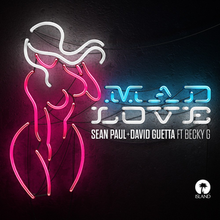 Sean Paul and David Guetta Mad Love.png