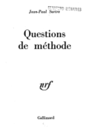 Search for a Method - Image: Search for a Method (French edition)