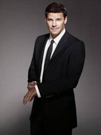 Seeley Booth - Image: Seeleybobo