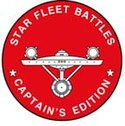 Captain's Edition logo.