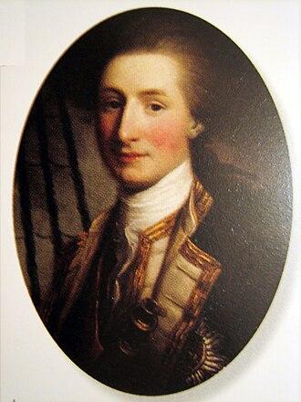 Dido Elizabeth Belle - Belle's father Sir John Lindsay