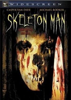 Skeleton Man - Skeleton Man DVD cover