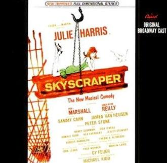 Skyscraper (musical) - Original Recording