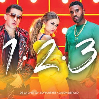 1, 2, 3 (Sofía Reyes song) - Image: Sofia Reyes 123
