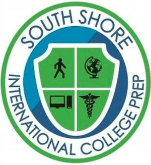 South Shore High School (Chicago) - Image: South Shore High School Logo