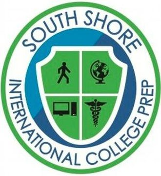 South Shore High School (Chicago) - Image: South Shore High School Logo