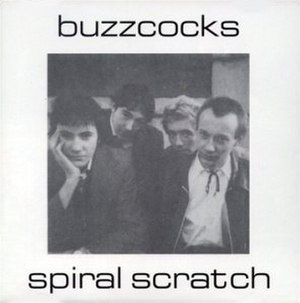 Spiral Scratch (EP) - Image: Spiralscratch