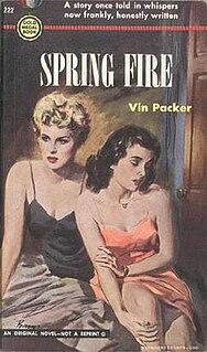 <i>Spring Fire</i> book by Marijane Meaker
