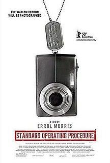 <i>Standard Operating Procedure</i> (film) 2008 film by Errol Morris