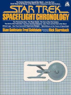 Star Trek Spaceflight Chronology - Image: Star Trek Spaceflight Chronology