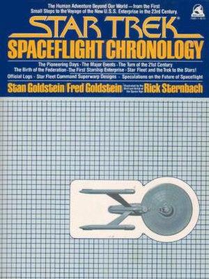 Star Trek Spaceflight Chronology - Image: Star Trek Spaceflight Chronology