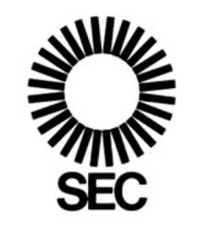 State Electricity Commission of Victoria - SECV logo as used by the 1980s