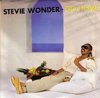 Stevie Wonder — Go Home (studio acapella)