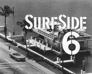 Surfside 6 - Image: Surfside 6 Logo