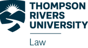 Thompson Rivers University Faculty of Law - Image: TRU Law logo