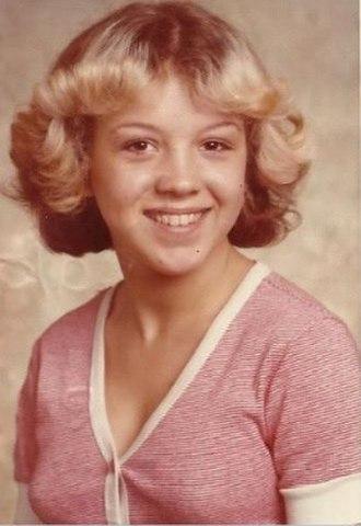 Murder of Tammy Alexander - School portrait, circa 1978