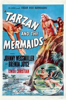 Tarzan and the Mermaids (movie poster).jpg