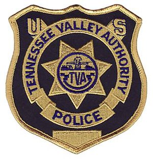 Tennessee Valley Authority Police - Image: Tennessee Valley Authority PD